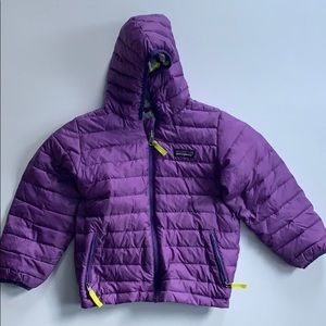 Patagonia Reversible Down Sweater Hoody Jacket
